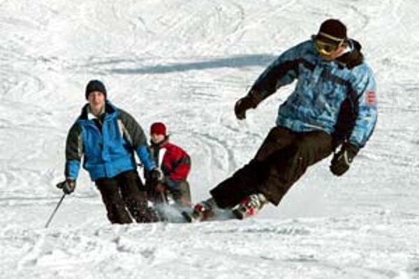 Priaznivé podmienky na lyžovanie by mali pretrvávať aj v najbližších dňoch.