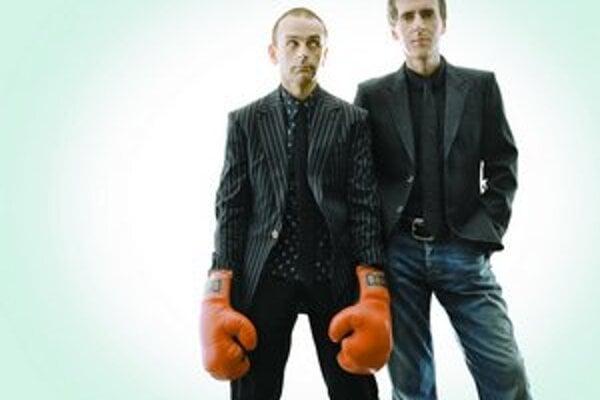 Značka Underworld patrí dvojici Karl Hyde a Rick Smith.