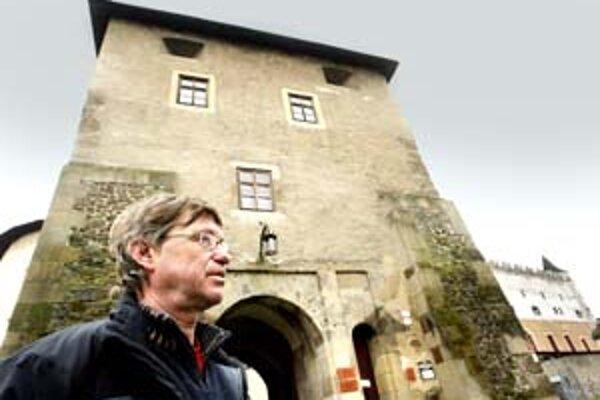 Oprava kapitánskeho domu na zvolenskom zámku patrí medzi priority plánovanej rekonštrukcie.