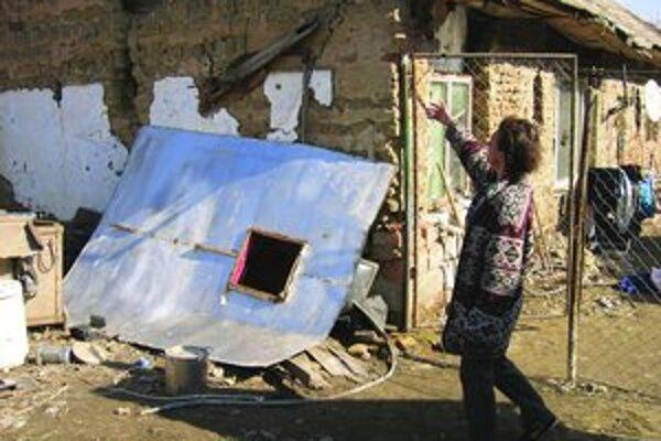 Šimonovčanka Irena Sarvašová chce za 35tisícovú pôžičku zatepliť dom.