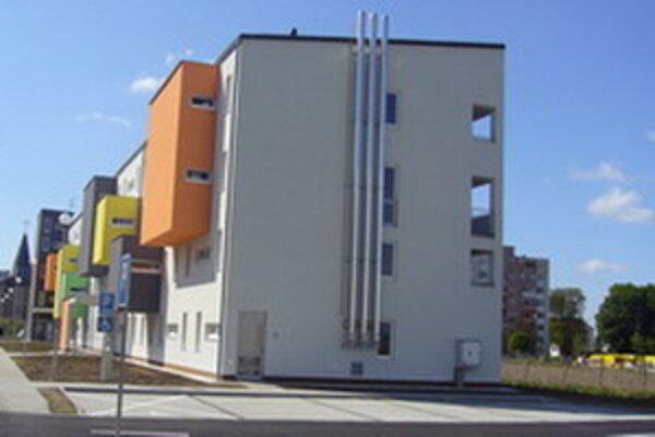 Bytový dom na ulici sv. Cyrila a Metoda.