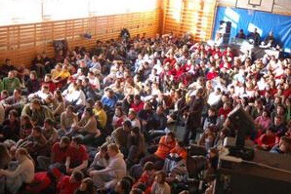Na Púti zaľúbených očakávajú organizátori viac ako 150 párov.