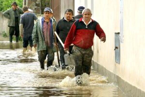 Obce sa chcú pred povodňami lepšie chrániť.