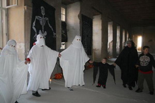 V piatok 4. novembra sa od 18. do 7.hodiny rána uskutoční Noc strašidiel.