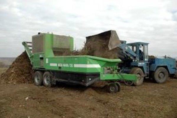 Kapacita kompostárne by mala byť tritisíc ton odpadu ročne.