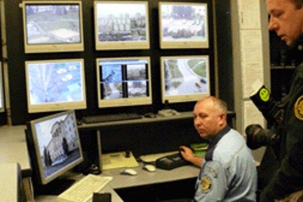 Policajti v Malackách chcú postupne monitorovať celé mesto.