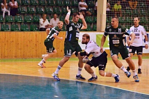 Erik Ľoch – autor 8 gólov v zápase s ŠKP.