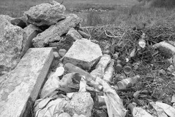Kostná dolina je nenápadná, pripomína skôr malú roklinu.Vminulosti bola zasypaná odpadom, dnes sa tvoria nelegálne skládky v jej blízkosti. Ak tu vznikne múzeum v prírode, skládky musia preč.