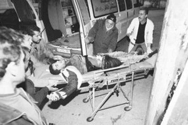 Izraelskí vojaci včera zabili v Ramalláhu štyroch Palestínčanov.