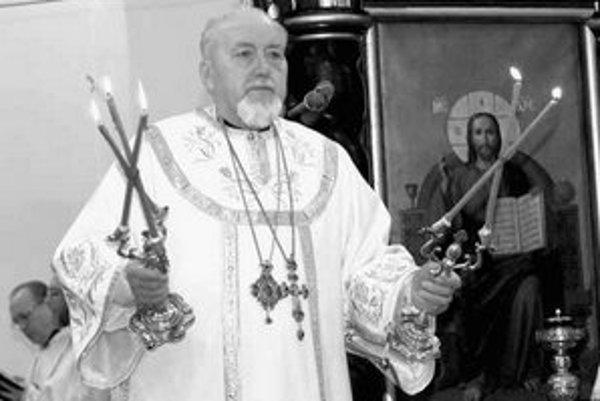 V prešovskom pravoslávnom chráme bola včera vianočná omša.