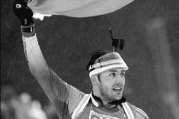 Rus Nikolaj Kruglov zažil najkrajší biatlonový víkend kariéry.