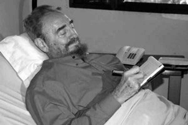Castro je v nemocnici od leta minulého roku.