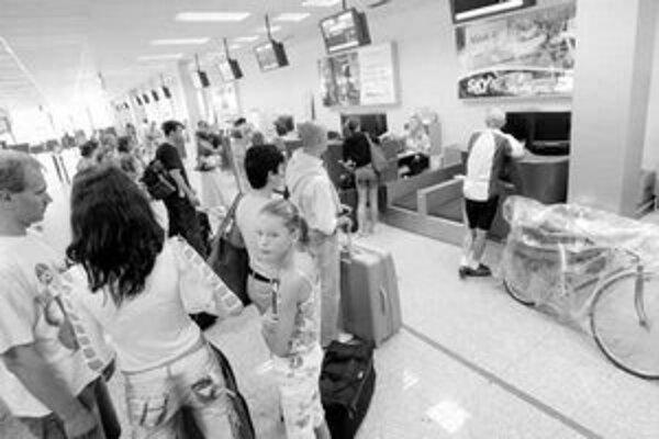 Nová stratégia rozvoja letiska počíta s tým, že v roku 2010 ním za rok prejde 4,5 milióna cestujúcich. Jeho dnešná kapacita je na úrovni 2 až 2,5 milióna ľudí. Nízkonákladové aerolínie Ryanair hovoria o dopyte 4 až 5 miliónov ľudí už o pár rokov.