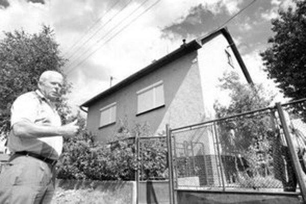 Bývalý starosta Juraj Paľko hovorí, že petícia proti domovu bola zbytočná. V tomto dome od začiatku januára býva deväť detí.