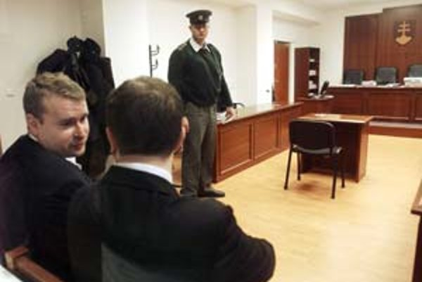 Na súde vypovedali Richard Rybníček a Martin Lengyel.