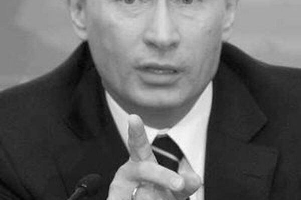 Putin odpovedal na otázky trpezlivo.