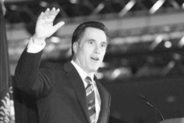 Romneyho kandidatúru oslabuje, že je mormón.