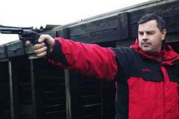 Richard Nosian zo Šurian mal v disciplíne veľkokalibrová pištoľ najlepšiu mušku.