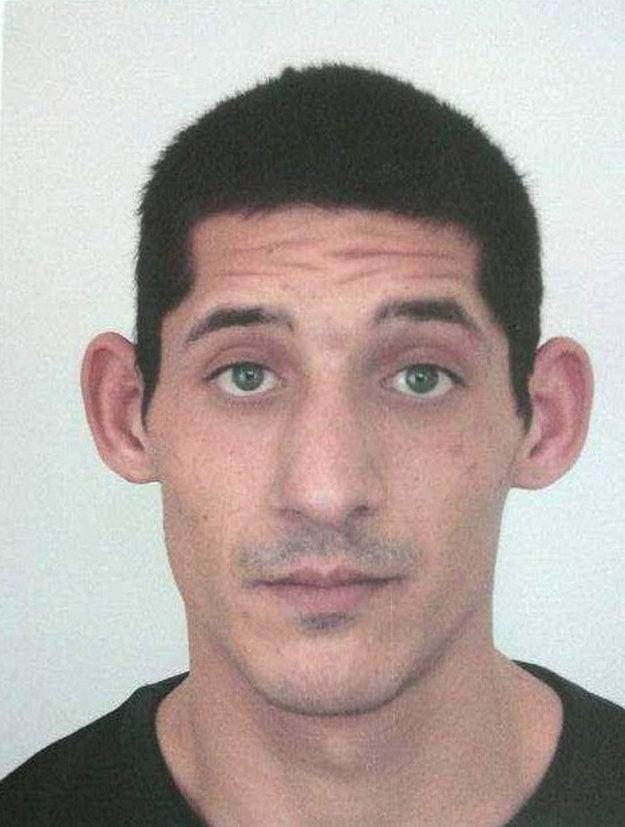 Hľadaný 29-ročný Peter Rigó.