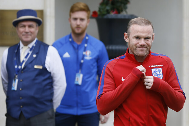 Rooney je Rooney.