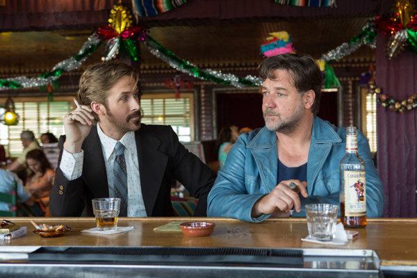 Ryan Gosling a Russell Crowe ako súkromní detektívi z Los Angeles.
