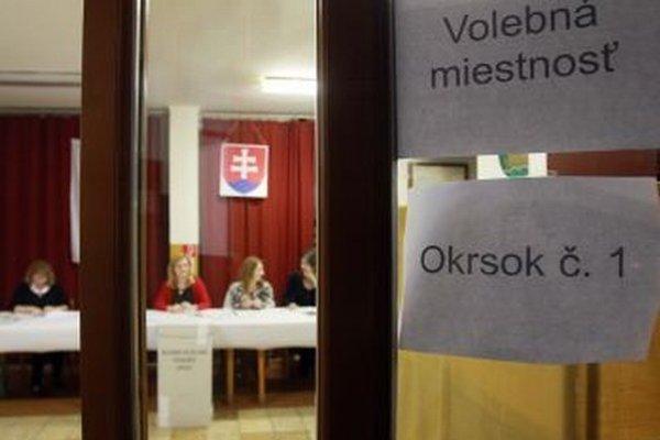 S hlasovacím preukazom môžete voliť vktorejkoľvek volebnej miestnosti.