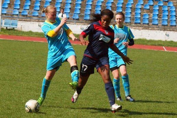 Z prípravného zápasu FC Union - Duslo Šaľa.