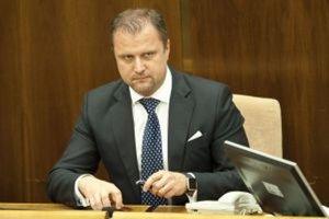 Andrej Hrnčiar, nový podpredseda NR SR.