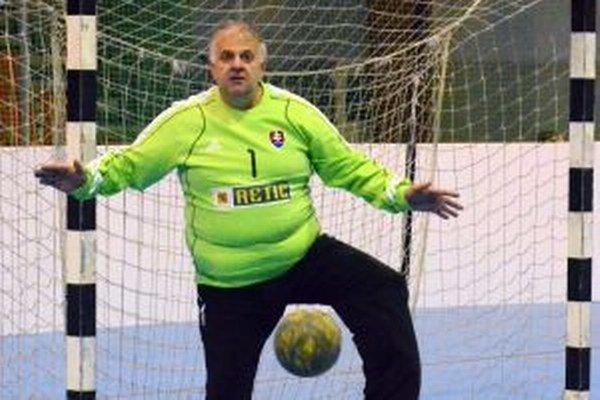 Jozef Mujgoš svoj tím viackrát podržal.