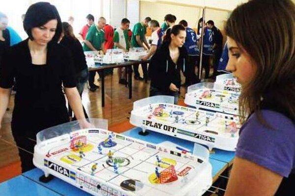 Na majstrovstvách Slovenska súťažili aj ženy. Úspešné boli najmä Novozámčanky.