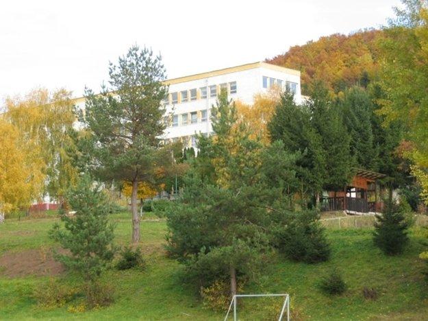 Škola od svojho vzniku pôsobila v Domove sociálnych služieb Hrabiny.