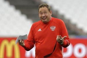 Leonid Sluckij vystriedal na lavičke ruského národného tímu Fabia Capella.