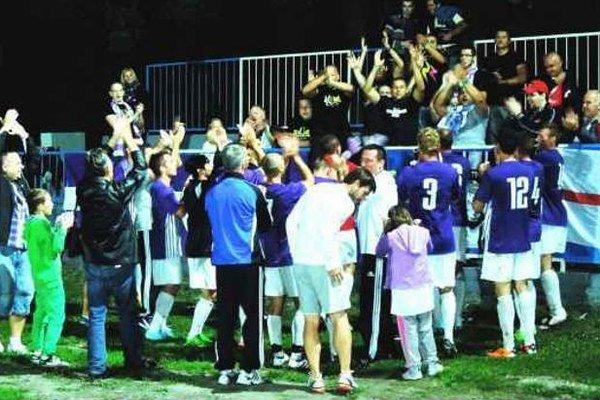 Komárňania sa tešili aj v Gabčíkove, kde vyhrali 3:2.