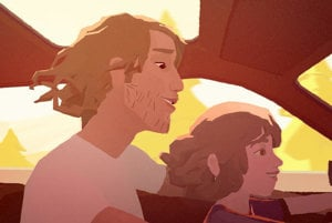 Ukážka z filmu Pearl od Googlu.