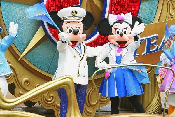 Známe postavičky od Disneyho už nebudú chýbať ani v Číne.