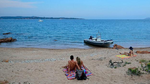 Populárne letoviská Sardínie sú situované hlavne na Costa Smeralda.