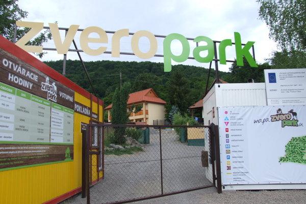 Losia farma vo Zveroparku je na Slovensku unikátom.