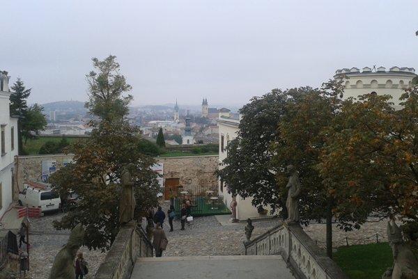Rekonštrukcia pivníc na Nitrianskom hrade sa ešte neskončila. Pre verejnosť budú prístupné asi až od budúceho roka.