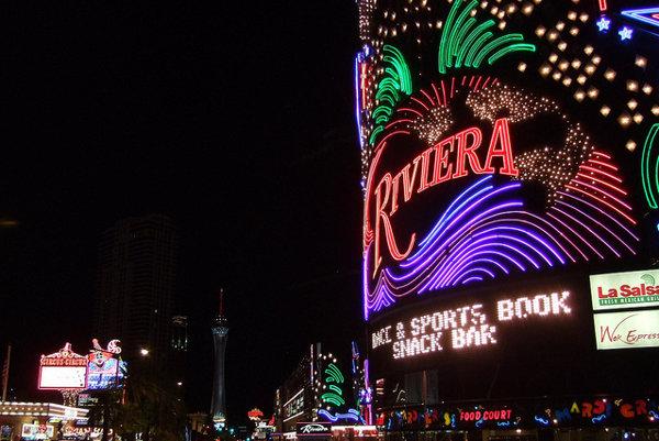 Kasíno Riviera v Las Vegas je už minulosť.