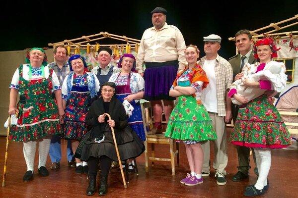 Divadlo bez Groša uvedie na festivale premiéru novej hry.