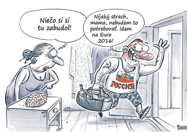 Zhodou okolností, len včera uverejnil denník SME aj túto karikatúru. Medzičasom sa stihli