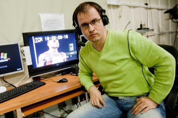 Merčiak patrí k najlepším slovenským športovým komentátorom.