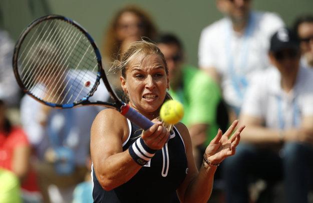 Posledný tohtoročný zápas odohrala Cibulková v máji na Roland Garros.