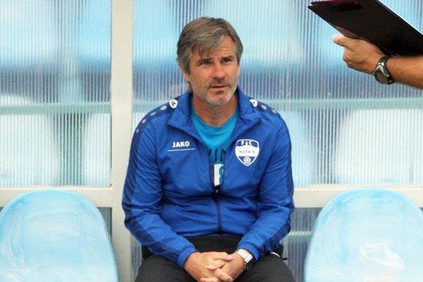 Róbert Barborík by mal na lavičke FC Nitra pokračovať.