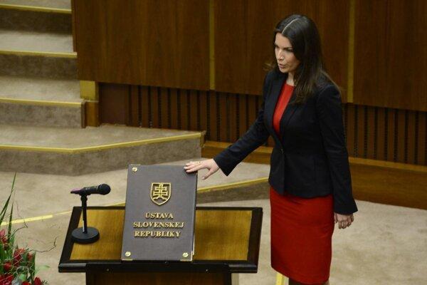 Katarína Cséfalvayová.