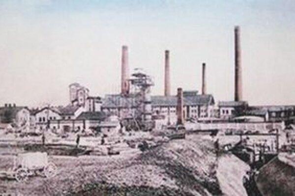 Šuriansky cukrovar bol najväčším v Uhorsku.