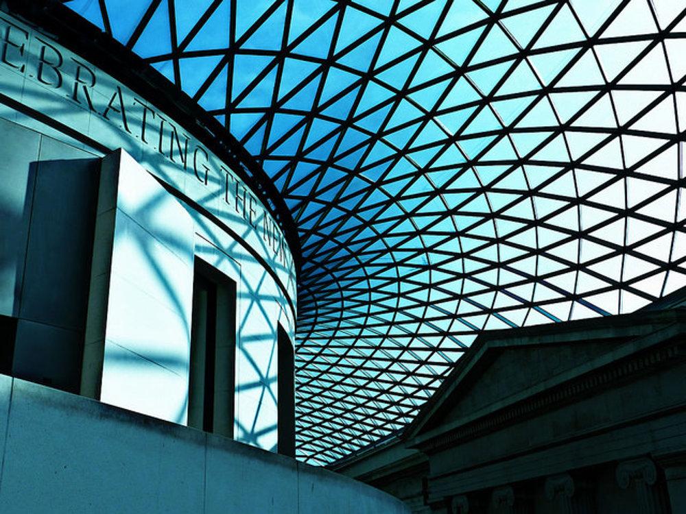 Britské múzeum.