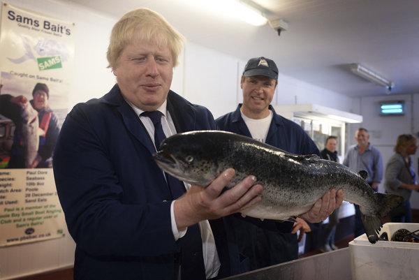 Boris Johnson chytil väčšiu rybu, než čakal. Od októbra bude bývalý starosta Londýna možno na čele krajiny.