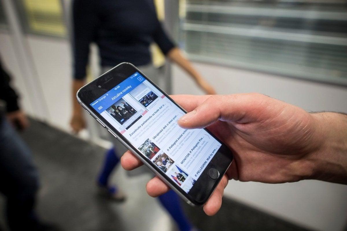 Mobilná 365 banka začala fungovať v ostrej prevádzke - ekonomika.sme.sk cd6dd73572a