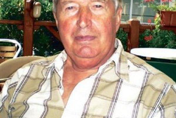 Tréner Anton Dragúň sa do dôchodku ešte nechystá.